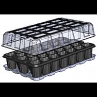 Парничек 33 ячейки Кассета для рассады