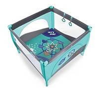 Детский манеж Baby Design - Play,цвет 02