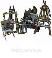 275 Мебель: Мастерская художника