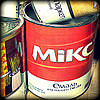 Эмаль для пола красно коричневая  ПФ-266 «Микс» 2.8 кг