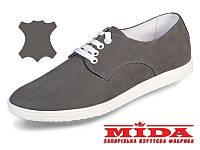 Стильные кожаные туфли МИДА 11508(13) 40