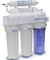 Фильтр для очистки воды обратный осмос Aqualine RO-6 MT18.  ступеней очистки + картридж «минерализатор»