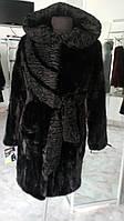 Пальто норковое