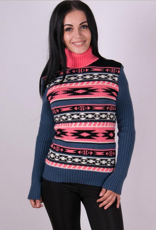 Женские свитера - Мексика