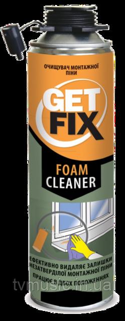 Очиститель монтажной пены Getfix 12-499