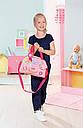 Сумка куклы Беби Борн Baby Born набор для пеленания Zapf Creation 822227, фото 3