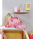 Сумка куклы Беби Борн Baby Born набор для пеленания Zapf Creation 822227, фото 6