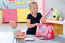 Сумка куклы Беби Борн Baby Born набор для пеленания Zapf Creation 822227, фото 8