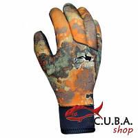Перчатки для подводной охоты BS DIVER CAMOLEX 7 мм