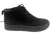 Ботинки женские осенние замша Украина Uk0334