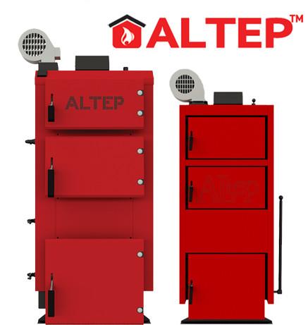 Котлы длительного горения Altep (Альтеп) - Украина