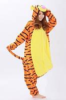 Кигуруми пижама комбинезон Тигра