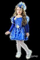 Детский карнавальный костюм НОЧКА код 2028