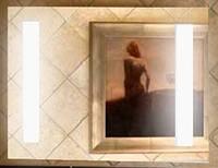 """Зеркало с подсветкой """"Елена"""" (65х80)см, фото 1"""