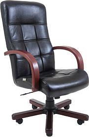 Кресло Вирджиния Вуд Вишня Титан Блек (Richman ТМ)