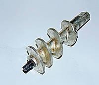 Шнек для чугунной мясорубки Мотор Сич, фото 1
