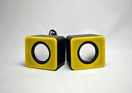 Колонки для ноутбука D-01A