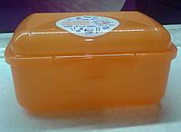 Контейнер универсальный XS (11,5x8,5x6) оранжевый, фото 1
