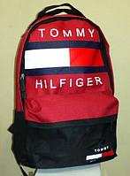Рюкзак молодёжный Tommy Hilfiger (красный)