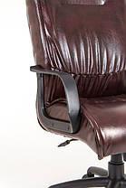 Крісло Мюнхен пластик Титан Бордо (Richman ТМ), фото 2