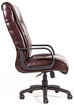 Крісло Мюнхен пластик Титан Бордо (Richman ТМ), фото 3