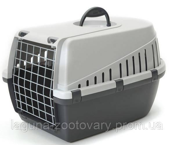 Savic ТРОТТЭР1 (Trotter1) переноска для собак и котов, пластик