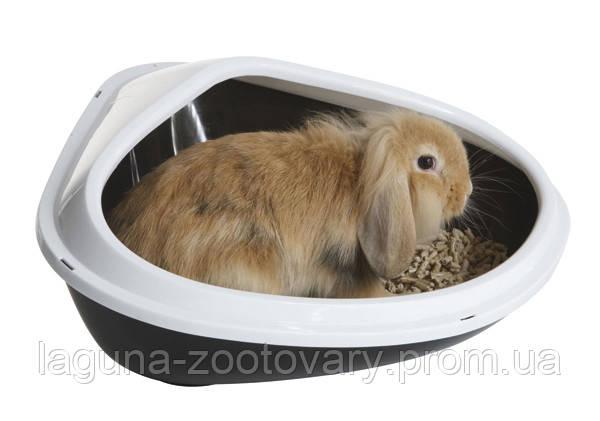 Savic КОНЧА (Concha) угловой туалет для грызунов, пластик, фото 2