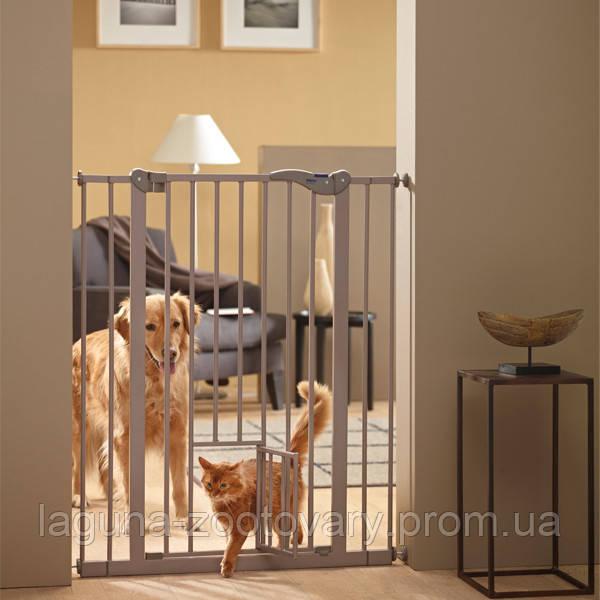 Savic ДОГ БАРЬЕР+ДВЕРЬ 107 (Dog Barrier+small door) перегородка для собак с дверцей