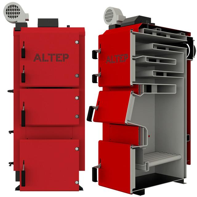 Котлы длительного горения Altep (Альтеп) Duo Plus (KT 2E)