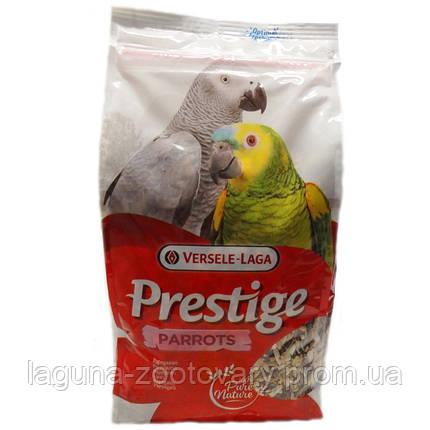 Versele-Laga Prestige КРУПНЫЙ ПОПУГАЙ (Parrots) зерновая смесь корм для крупных попугаев, фото 2