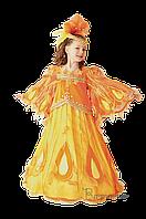 Детский карнавальный костюм ЖАР-ПТИЦА код 611