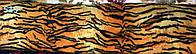 Махра велсофт, тигровый рисунок, фото 1