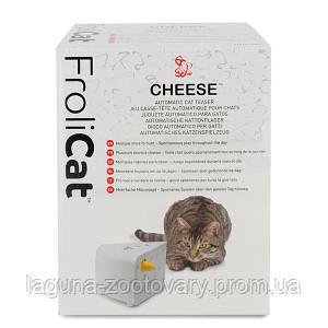 PetSafe FroliCat Cheese ФРОЛИ КЕТ СЫР интерактивная игрушка для кошек