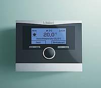 Программируемый беспроводной комнатный термостат с дисплеем Vaillant calorMATIC 370f (для котлов с шиной ebus)