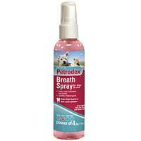 SENTRY Petrodex Breath Spray СЕНТРИ ПЕТРОДЕКС БРИЗ СПРЕЙ освежитель дыхания для собак и кошек