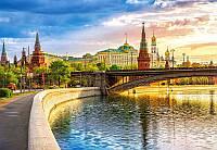 Пазлы  Набережная Москва-реки, 1000 элементов Castorland С-103348