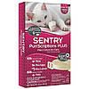 SENTRY Сентри ПУРРСКРИПШНС ПЛЮС ошейник от блох и клещей для кошек, 6 месяцев защиты, 32см