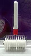 Ролик для нарезки теста 80 мм., фото 1
