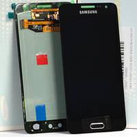 Дисплейный модуль для Samsung A310 Galaxy A3 (2016) (Black) 100% Original