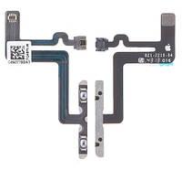 """Шлейф для iPhone 6 Plus 5.5"""", с кнопками регулировки громкости"""