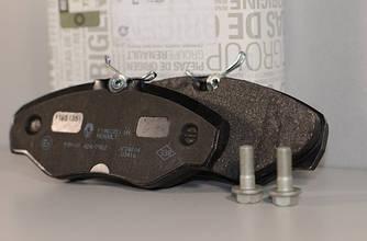 Тормозные колодки передние на Renault Trafic  2001->  — Renault (Оригинал) - 7701054771