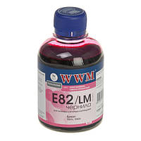Чернила WWM Epson Stylus Photo P50, PX660, T50, TX650/700, R270/290, Light Magenta, 200 г (E82/LM)