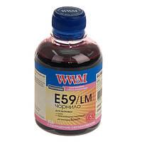 Чернила WWM Epson Stylus Pro 7890/9890, Light Magenta, 200 г (E59/LM)