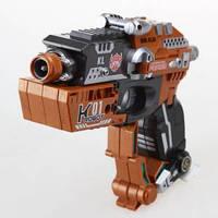 Игровой набор RoboGun 2-в-1: пистолет-трансформер FLASHER