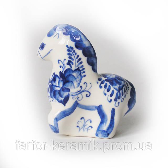 Конь-буян кобальт
