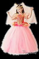 Детский карнавальный костюм СКАЗОЧНАЯ ФЕЯ С ФИЖМАМИ код 614