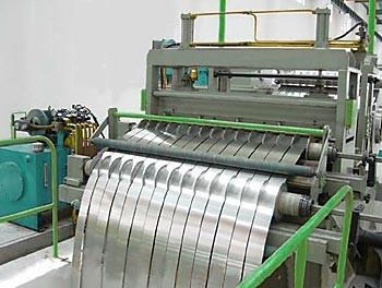 лента металлическая для упаковки
