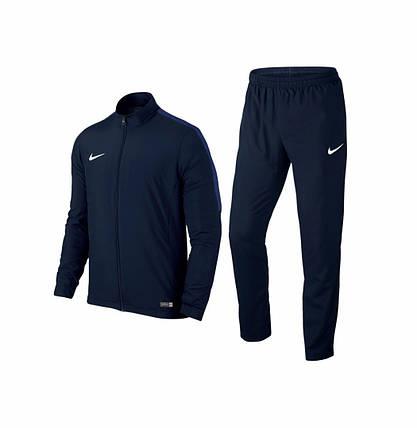 47d55c884e32 Детский спортивный костюм Nike Junior Academy 16 Woven Tracksuit 808759-451