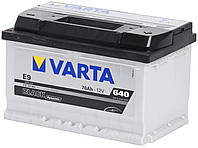 Аккумулятор Varta Black Dynamic E9 70Ah 12V (570 144 064)