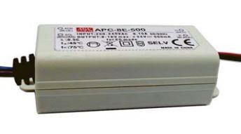 Блок питания APC-8E-250 драйвер тока 250мА 8 Вт IP42 MEAN WELL 7706